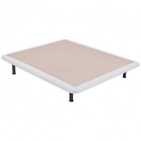 Base tapizada Poliel 3D blanco