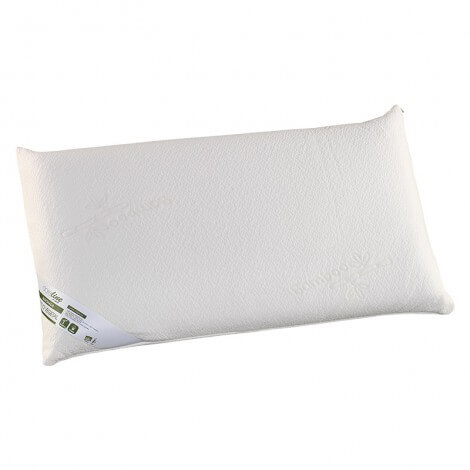 Almohada visco-vegetal
