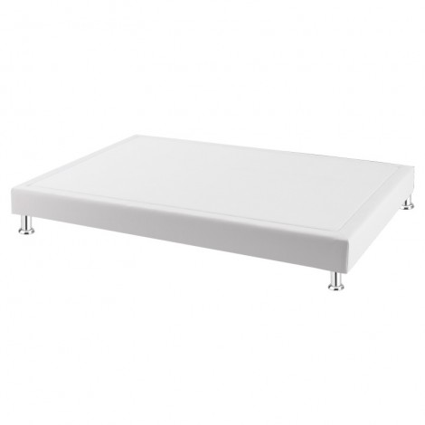 Fixed mattress settee with...