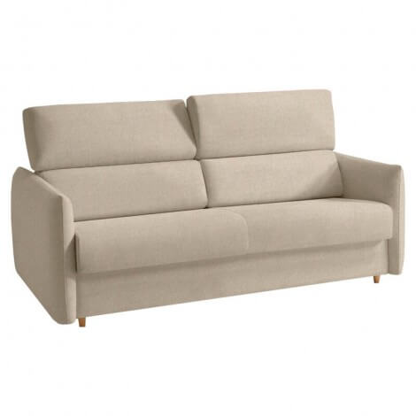 Sofá cama VANA respaldo beige Orellana C-01