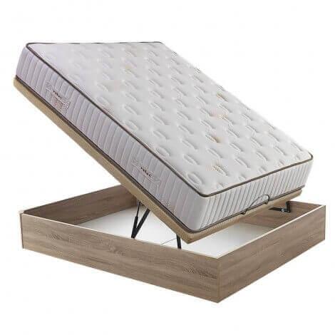 Pocket spring mattress...