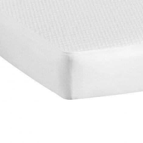 Sábana bajera de tejido termo-regulador 100% algodón