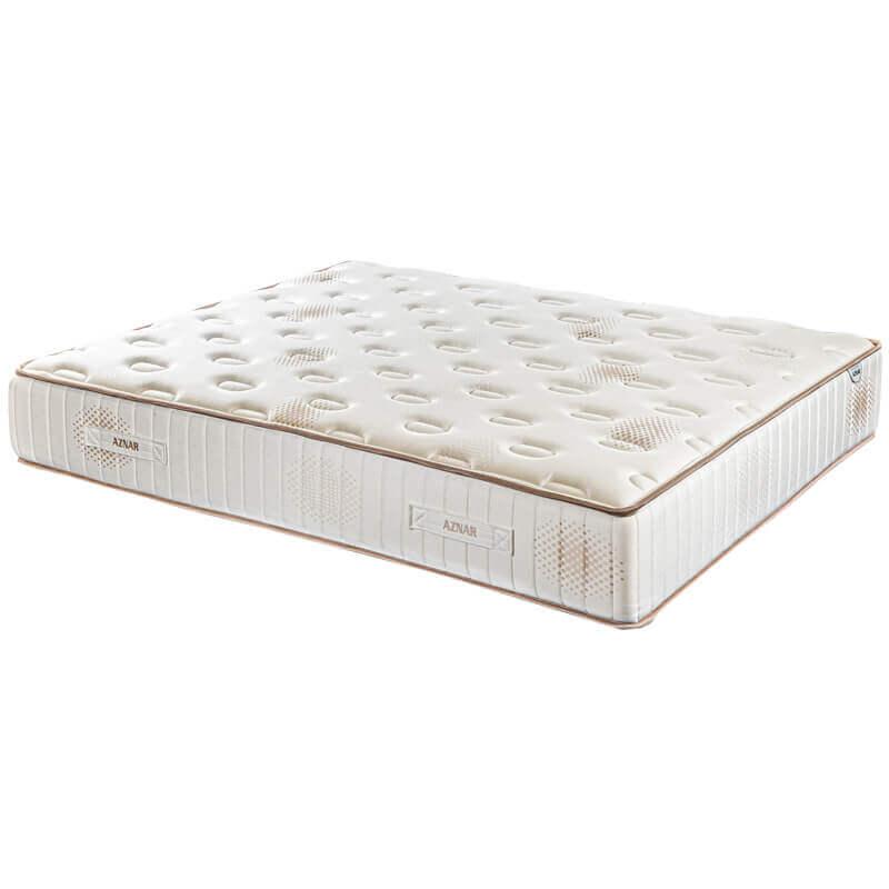 Pocket spring mattress Relax Orquidea 31 cm adaptable