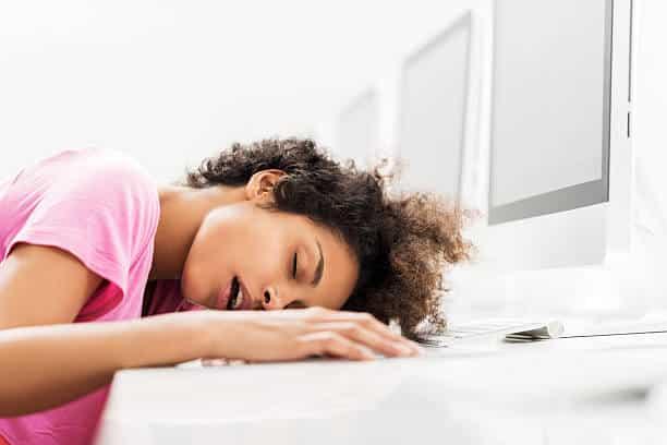 seca la boca al dormir