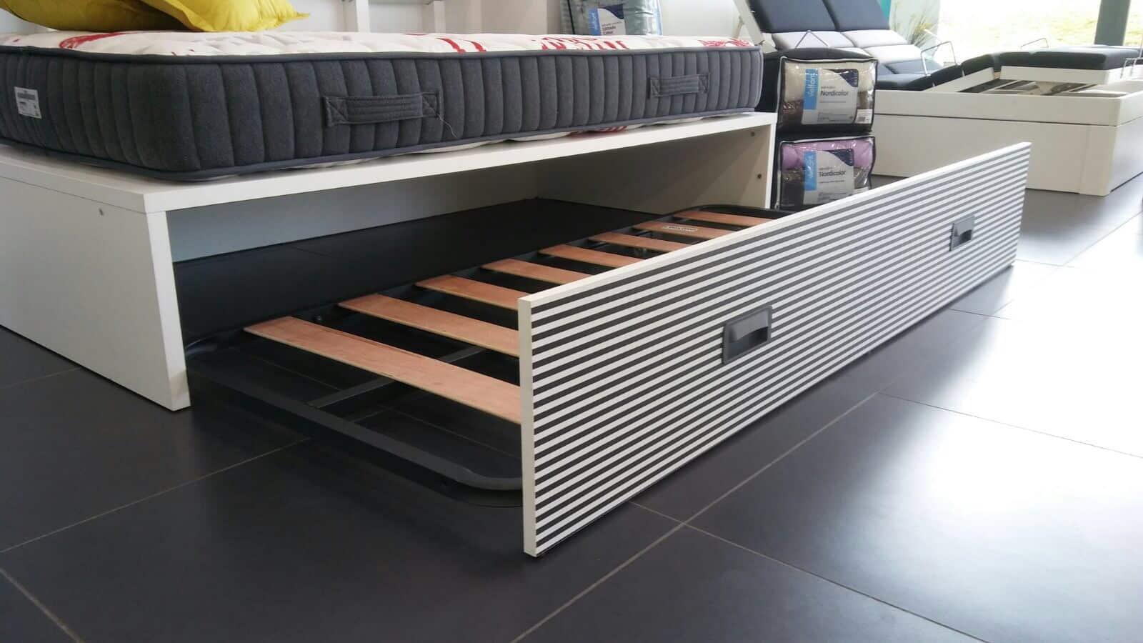 Cama nido perfecto para habitaci n de ni os y habitaci n for Estructura cama nido 105
