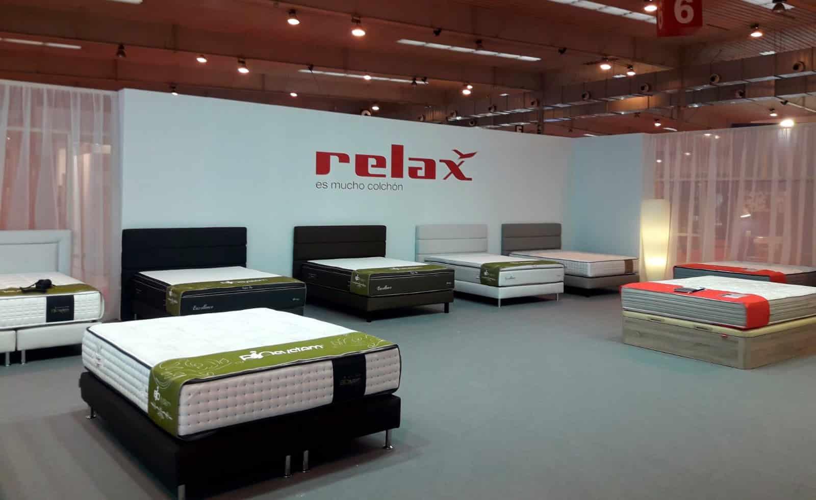 Nuevo Catálogo de Colchones Relax, ¡IM-PRE-SIO-NAN-TE!