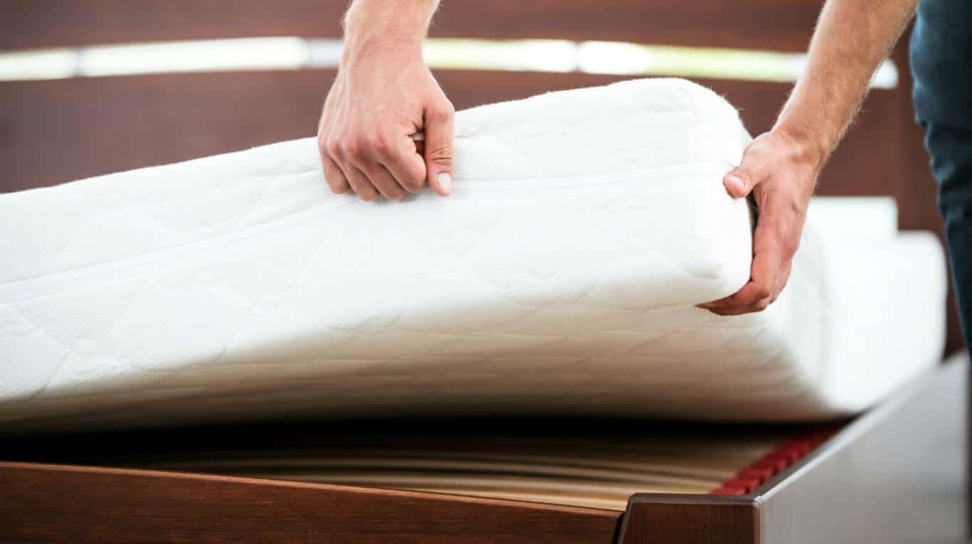 Girar el colchón. Pasos, tiempo y beneficios