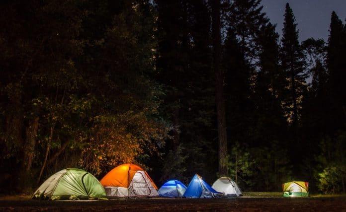 dormir bien de acampada