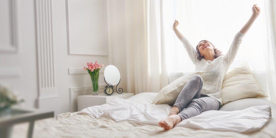Cuáles son las mejores sábanas para dormir en verano