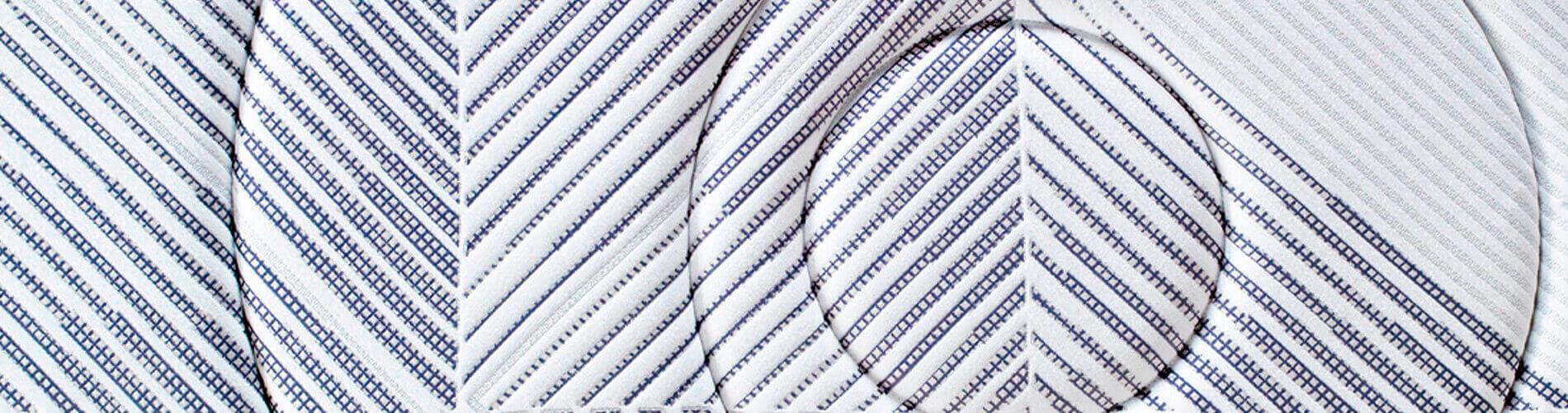 El colchón Edream con la nueva tecnología SmartPik de Pikolin, está compuesto por un núcleo de muelles Normablock®, que le aporta la firmeza