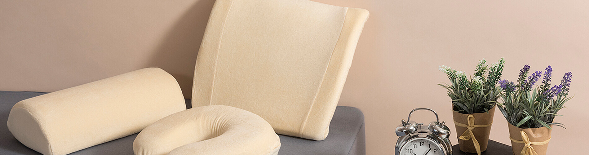 Las mejores almohadas terapeuticas