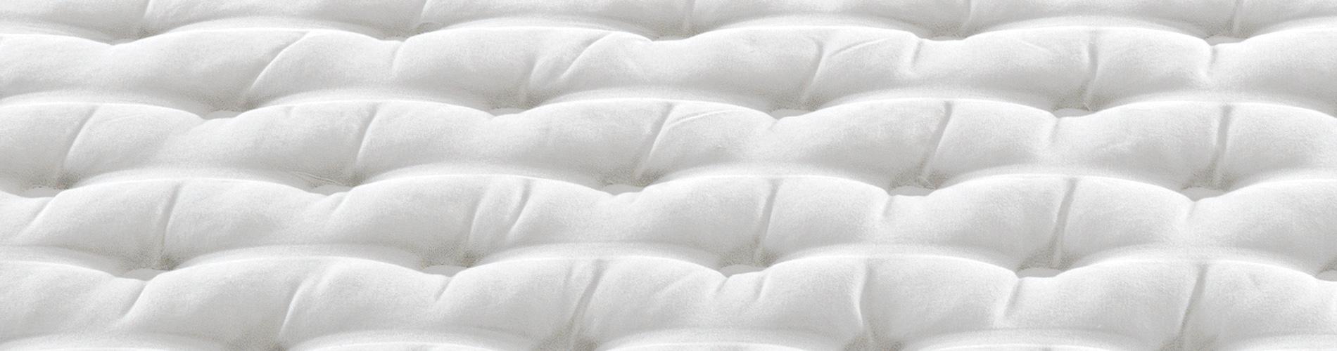 acolchado de viscosa del colchón muelles ensacados ZIP