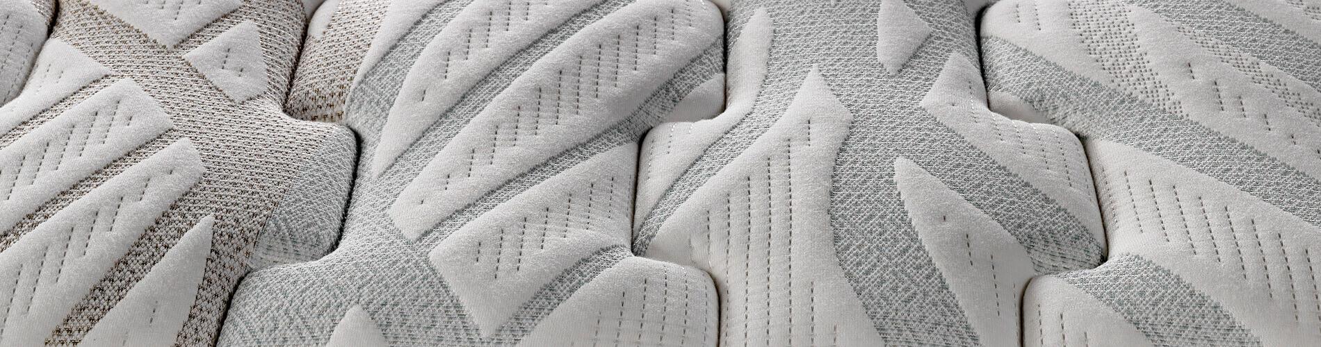 calidad en el tejido de este colchón
