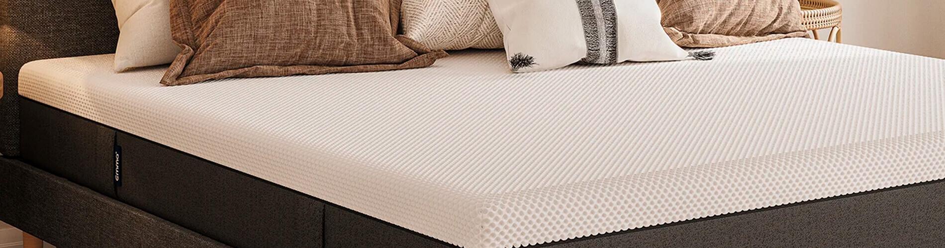 Colchón emma Hybrid para personas calurosas que deseen disfrutar de un descanso fresco y seco