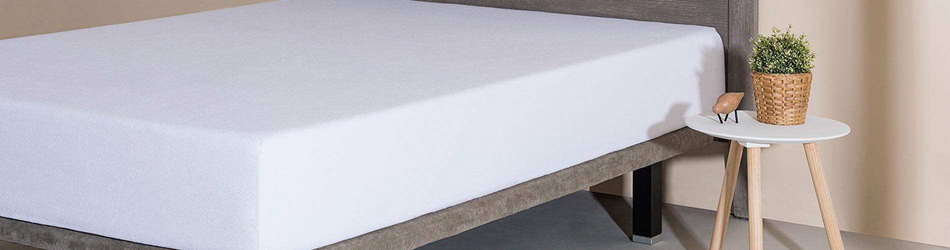 Protector ideal para: personas que buscan tejidos naturales de algodón que combinen impermeabilidad y transpirabilidad.